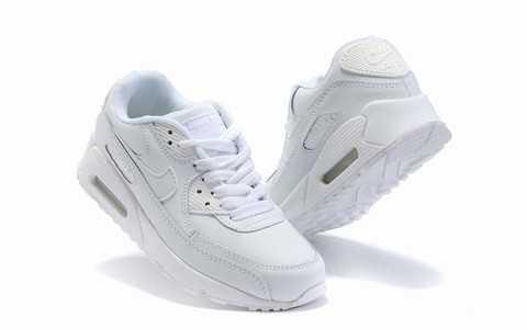 Nike Air Max 90 Blanche Femme