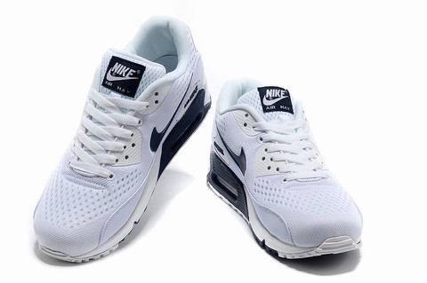 air max LTD enfants blanc bleu