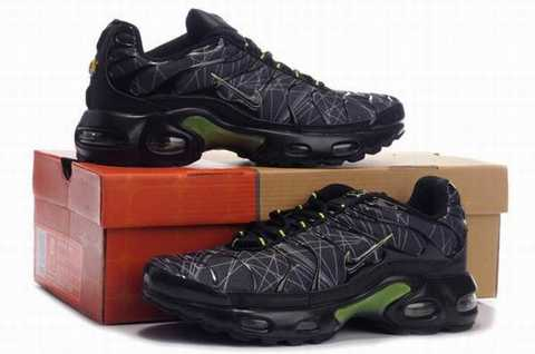 basket nike tn requin homme